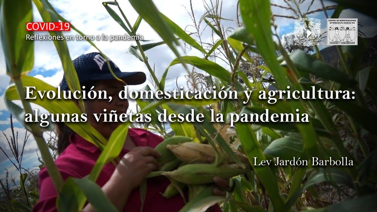 Evolución, domesticación y agricultura: algunas viñetas desde la pandemia [400]