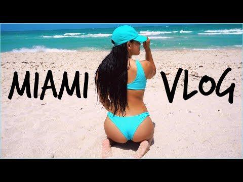 Miami Travel Vlog 2017
