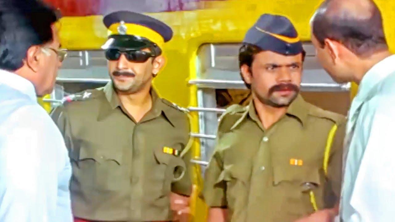 देखिये कैसे अरशद वारसी और राजपाल यादव नकली पुलिस ऑफिसर बनके पुलिस स्टेशन गये | हस्ते रह जाओगे