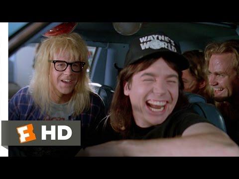 Wayne's World 2 (1/10) Movie CLIP - Fast Food Order (1993) HD