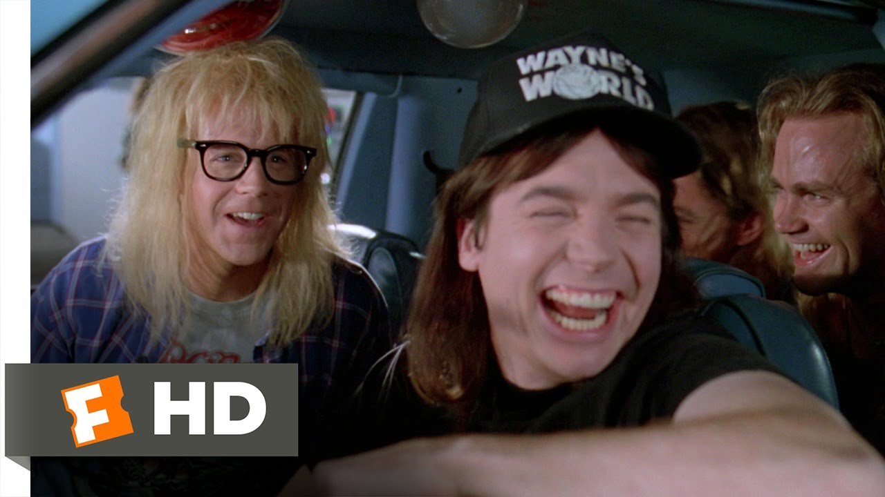 Wayne S World 2 1 10 Movie Clip Fast Food Order 1993