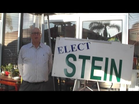 Larry Stein - City Treasurer Candidate - 8-10-2016
