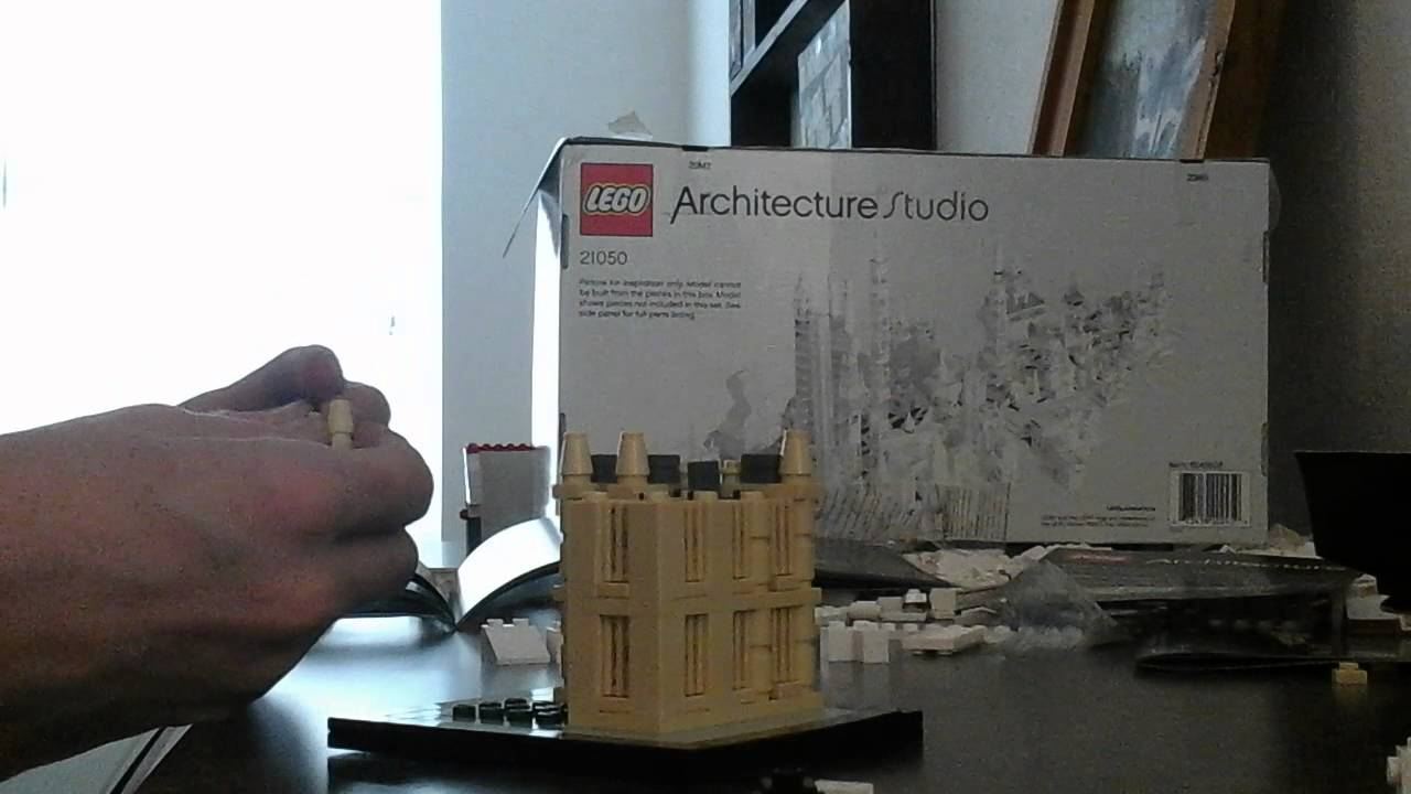 lego architecture studio big bend timelapse build youtube. Black Bedroom Furniture Sets. Home Design Ideas