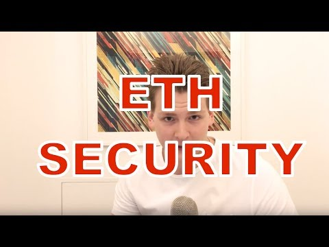 Ethereum Smart Contract Security - ICO Investing Tips - Programmer explains