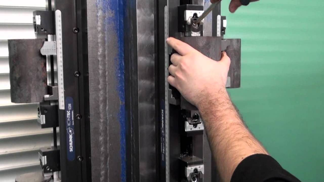 Multiple Clamping System KSM - YouTube