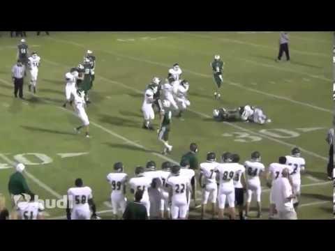 Michael Sacks 2013 Linebacker Highlight Video