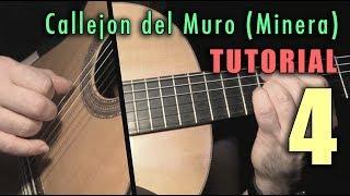 Flamenco Tremolo Exercise - 21 Callejon del Muro (Minera) by Paco de Lucia