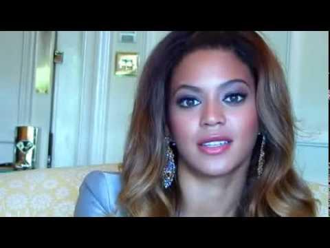 Beyoncé answers random questions (Original HQ Video) | 2006