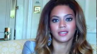 Beyoncé answers random questions (Original HQ ) | 2006