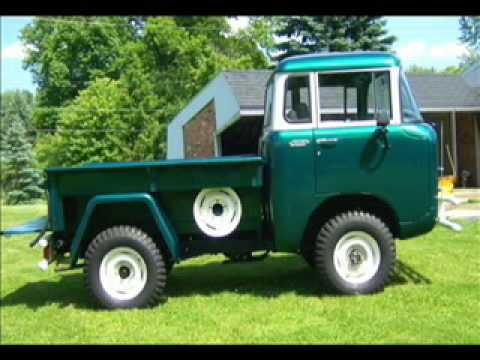 1961 Willys Jeep FC-150 FOR SALE - 32,000 Original Miles!