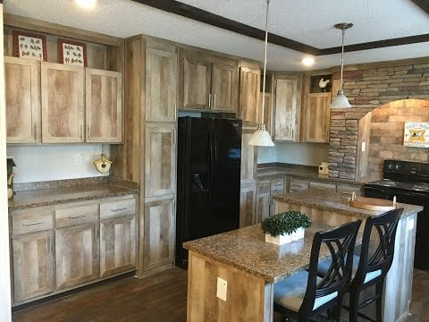 The Farmhouse- A 4 Bedroom 2 Bath Manufactured Home
