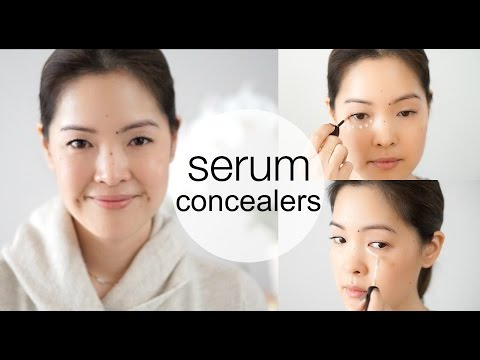 Serum Concealer Smackdown! Bobbi Brown, Bare Minerals, Sephora & More!