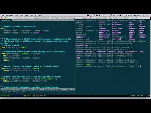 Ethereum Code - Block.go pt 1