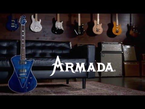 Ernie Ball Music Man Armada Guitar