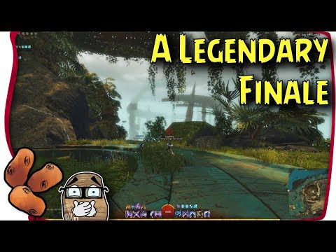 Guild Wars 2 - One Path Ends Patch [NO SPOILERS] |Two Legendary Weapons, Legendary Trinkets + MORE!
