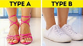 THERE ARE ONLY TWO TYPES OF GIRLS || WHICH ONE ARE YOU?