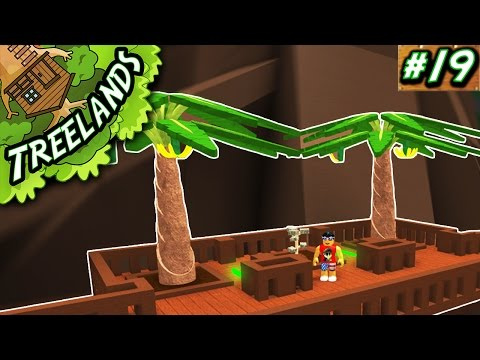 Treelands Ep. 19: GROWING OUR OWN FRUIT!! | Roblox