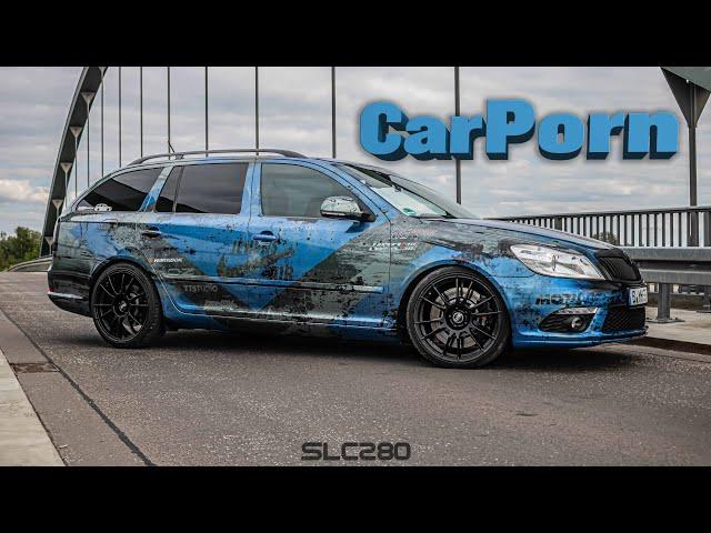 Skoda Octavia RS - Car Porn