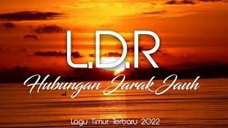 LDR Hubungan Jarak Jauh - i DEE (Official lirik)
