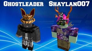 Roblox Phantom Forces - I met Shaylan007 and ghostleader