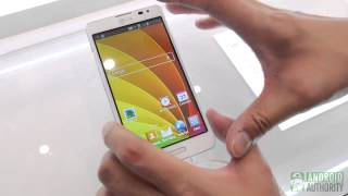 LG Optimus F7 Hands On and First Look