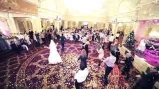 Самый крутой свадебный танец всех времён! Они взорвали ресторан! 2015