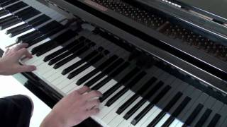 Jay Sean Down Acoustic Piano Cover by Mr. Shimizu.mp3