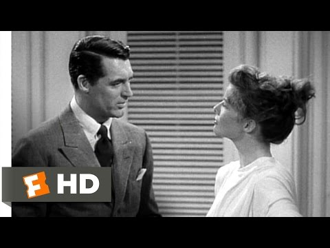 The Philadelphia Story (2/10) Movie CLIP - Human Frailty (1940) HD