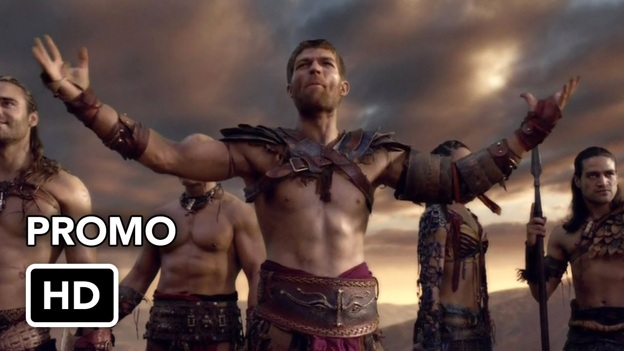 """Download Spartacus: War of the Damned 3x09 Promo """"The Dead and the Dying"""" (HD)"""