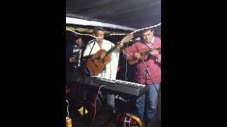 fiesta del abuelo Gregorio en Guavata Santander