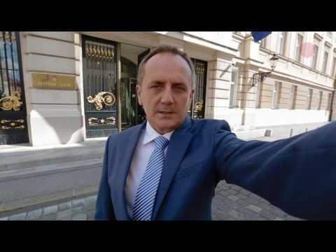 Drago Prgomet, saborski zastupnik - predizborni spot