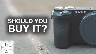 SONY a6500 REVIEW: Watch THIS Before BUYING!