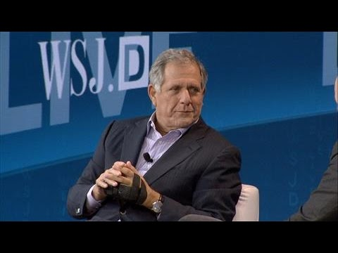 Les Moonves' Evaluation of Stephen Colbert