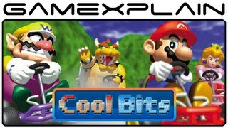 Cool Bits - Mario Kart 64's 4th Place Secret