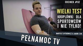 60bf901bac5cf WIELKI TEST! Kroplówki witaminowe, energetyczne, dla sportowców od IV  CLINIC Kraków PełnamocTV