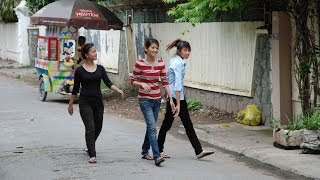 The Girls of Phnom Penh