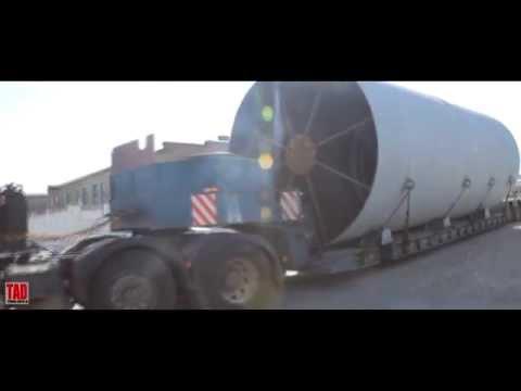 Перевозка металлических емкостей Румыния - РФ