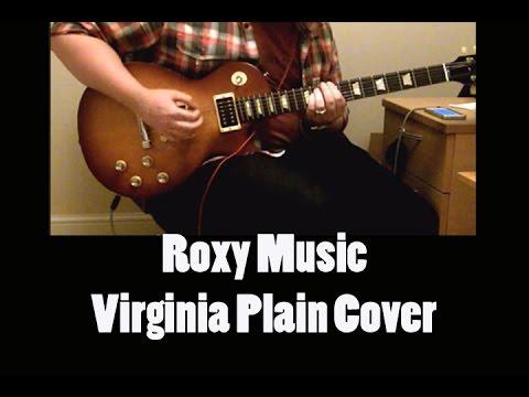 Roxy Music Virginia Plain Cover Youtube