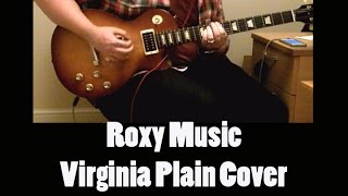 Roxy Music - Virginia Plain Cover