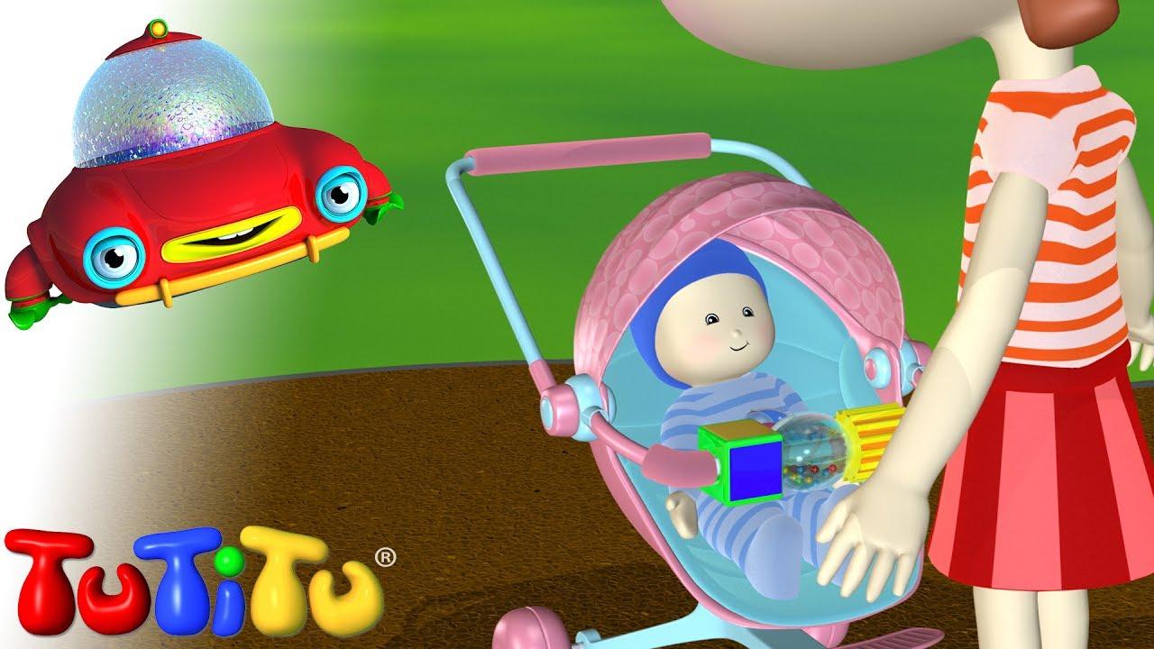 TuTiTu Wózek dla lalek