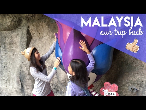 Our Trip Back To Malaysia! VLOG #4