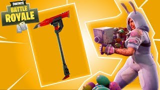 FREE PICKAXE and NEW EGG LAUNCHER-Fortnite Battle Royale ‹ Lunatico ›