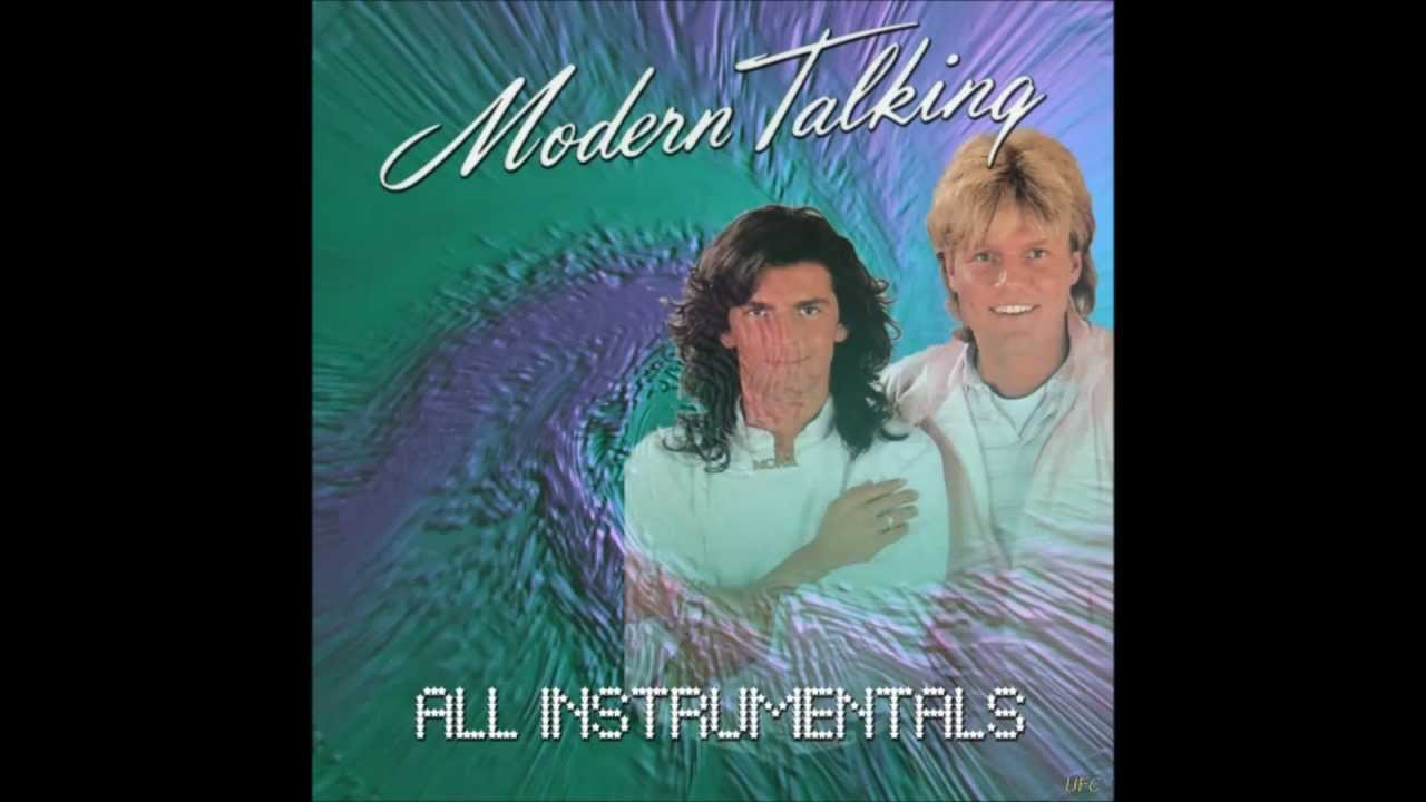Modern Talking - Atlantis Is Calling (SOS for love) Lyrics