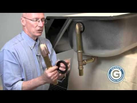 Gerber Bath Drain Installation Tip Youtube
