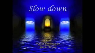 maria butina slow down