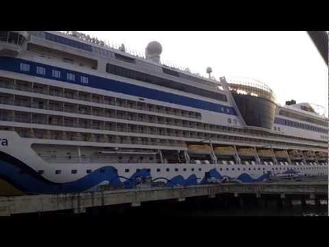 Aida Diva Cruise Ship Luxury Cruise Ship Aida Diva At Indian - Cruise ships from india