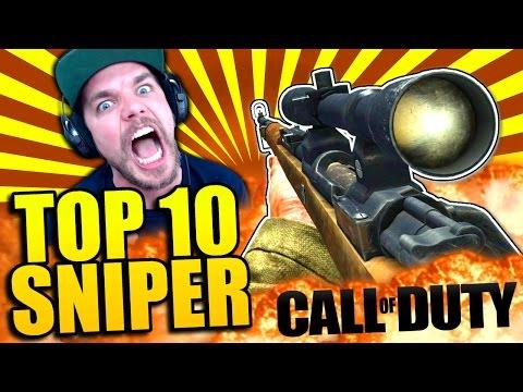 TOP 10 SNIPER #109 : LE FILM DE CUL !!!