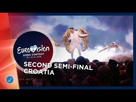Roko - The Dream - Croatia - LIVE - Second Semi-Final - Eurovision 2019