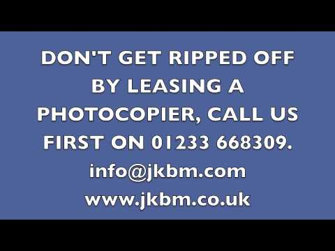 Don't get ripped of with leasing photocopiers,  free no rental costs just pay for the copies used