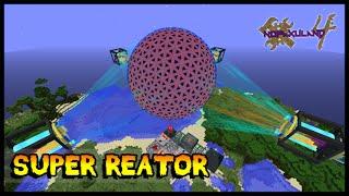 Super Reator do Draconic Evolution - Nofaxuland 4 #121 (Minecraft + Mods 1.7.10)